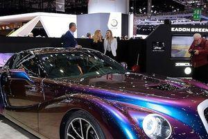 Siêu xe thể thao Chevrolet Corvette Grand Sport 'khoác áo' hoài cổ chốt giá 32 tỷ đồng
