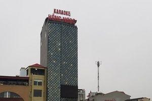 Hải Phòng: Đột kích quán karaoke Ruby, 40 dân chơi đang 'bay lắc' trong ma túy