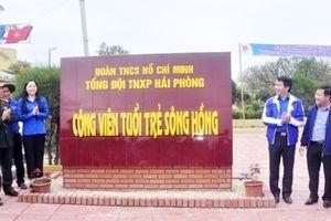 Hơn 40 công trình thanh niên ở huyện đảo Bạch Long Vĩ
