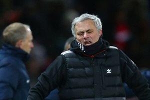 Mourinho đang dần đánh mất phòng thay đồ tại Manchester United