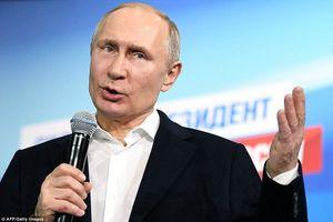 Tổng thống Putin: Không có chuyện Nga đầu độc cựu điệp viên