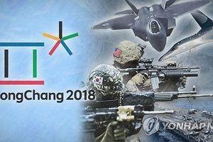 Mỹ - Hàn sắp tập trận chung sau Olympic mùa Đông