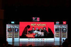 Đêm diễn đầy bất ngờ, vui nhộn của Rhythm & Theater tại Việt Nam