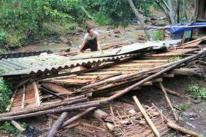 Mưa đá và dông lốc đầu mùa 'đổ bộ' miền núi Thanh Hóa gây thiệt hại nặng