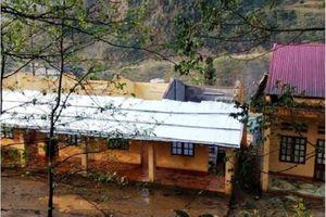 Lào Cai: Gần 200 nhà dân bị tốc mái vì giông lốc và mưa lớn