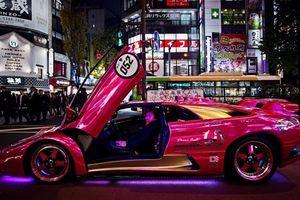 Chiếc siêu xe 'kỳ dị' của ông chủ có sở thích lạ lùng khác người nổi tiếng thế giới