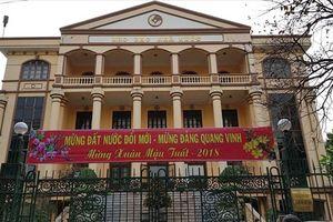 Giáng chức Giám đốc kho bạc nhà nước TP Nam Định đi lễ đầu năm