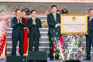 Quảng Ninh: Đền Cửa Ông đón nhận bằng Di tích Quốc gia đặc biệt