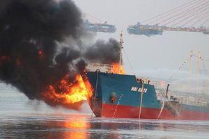 Những bí ẩn và nghi vấn trong vụ cháy tàu Hải Hà