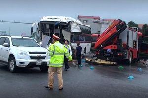Thăng cấp hàm cho cảnh sát PCCC tử vong trên cao tốc