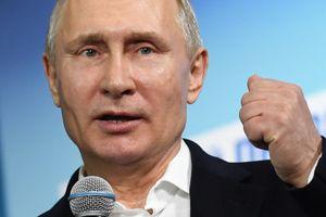 Tổng thống Putin: Táo bạo, mạnh mẽ và niềm tự hào của người Nga