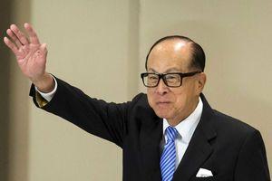 Lý Gia Thành: Tỷ phú giàu nhất Hong Kong và chiếc đồng hồ 50 USD