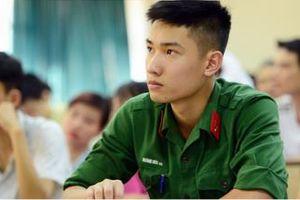 Sửa đổi, bổ sung quy định tuyển sinh vào các trường trong Quân đội