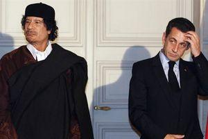 Nhận triệu USD từ Libya, cựu Tổng thống Pháp bị bắt
