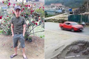 Vụ trộm cây hồng cổ: Dân mạng lại nhầm lẫn đối tượng nghi vấn
