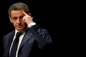 Cựu Tổng thống Pháp Sarkozy bị bắt