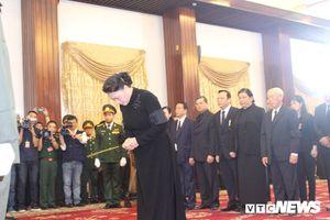 Chủ tịch Quốc hội Nguyễn Thị Kim Ngân xúc động tri ân nguyên Thủ tướng Phan Văn Khải