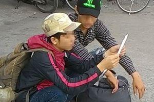 Giải cứu 4 thanh niên bị lừa đưa sang Trung Quốc