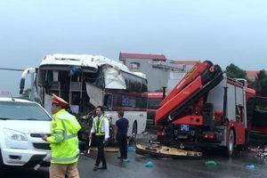 Xe cứu hỏa có nhiệm vụ cứu hộ tai nạn giao thông?