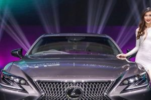 Lexus LS 2018 chốt giá bán, 'đe dọa' Mercedes S-Class