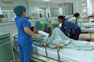 Vụ 3 người chết nghi ngộ độc rượu: Một bệnh nhân có nguy cơ bị mù mắt