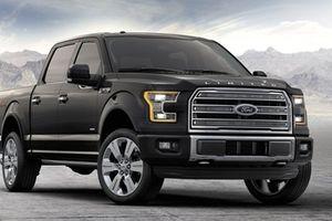 Ford bổ sung thêm phiên bản hybrid cho 'quái vật' F-150?