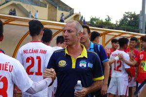 Thầy Giôm tuyên bố U.19 HAGL đã 'lột xác' và sẽ vô địch giải đấu U.19 Quốc tế