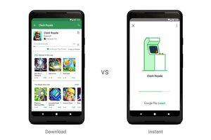 Google Play cho phép các người dùng thử trò chơi trước khi tải về