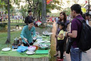 TP Hồ Chí Minh: Tinh hoa ẩm thực Việt tại Lễ hội văn hóa ẩm thực 'Ngày hội quê tôi'