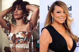 Diva Mariah Carey bị đàn em Camila Cabello 'vượt mặt' trên BXH Billboard