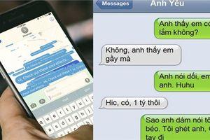 Bịa đặt Phó Bí thư có 'bồ nhí': Tin nhắn giả xuất hiện thế nào?