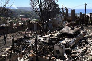 Cháy rừng dữ dội tại Úc