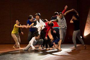 Kịch múa về giao thông Việt Nam của đạo diễn Nhật Bản