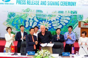 Sắp có sân golf thiết kế theo tiêu chuẩn quốc tế tại Quảng Bình