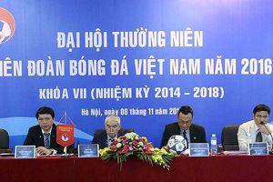 Tranh cãi và khuất tất nhân sự trước Đại hội VFF