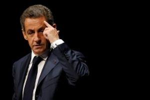 Cựu Tổng thống Pháp Sarkozy bị bắt giữ