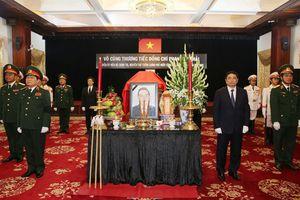 Hình ảnh Quốc tang nguyên Thủ tướng Phan Văn Khải