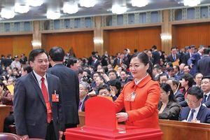 Trung Quốc bổ nhiệm một loạt lãnh đạo các bộ