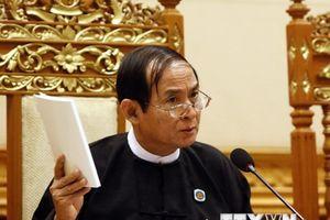 Chủ tịch Hạ viện Myanmar U Win Myint đệ đơn từ chức