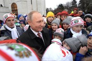 Phương Tây 'á khẩu' khi ông Putin thắng cử