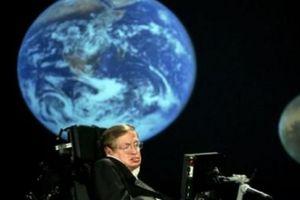 Những bức ảnh ghi dấu ấn cuộc đời thiên tài Stephen Hawking