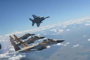 Tường tận chiến đấu cơ Israel đánh bom cơ sở hạt nhân Syria