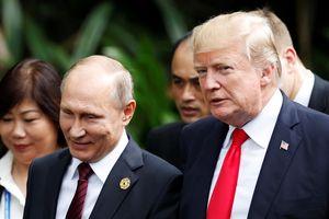 Mỹ 'náo loạn' vì phản ứng của Trump trước chiến thắng vang dội của Putin