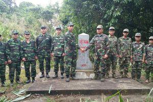 Tuần tra song phương trên tuyến biên giới Thừa Thiên Huế - Sê Kông