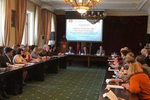 Tiềm năng hợp tác văn hóa Việt - Nga còn rất lớn