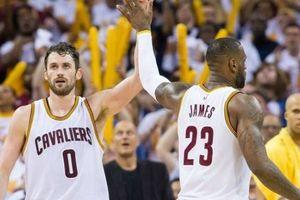 Toronto (53-18) vs Cleveland (41-29): LeBron quyết phục hận DeRozan