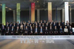 G20 thống nhất thực hiện chính sách thuế linh hoạt để thúc đẩy tăng trưởng