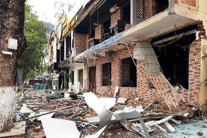 Xác định nguyên nhân vụ nổ kinh hoàng trong đêm ở Nghệ An