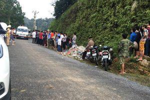 Vợ chồng nữ bác sĩ Bệnh viện ĐK Hà Giang cùng con trai 9 tháng tuổi chết trong xe Mercedes