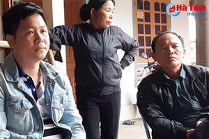Lao động Hà Tĩnh mất tích sau vụ lật tàu cá Hàn Quốc